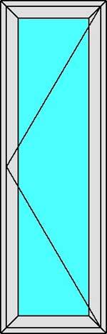 Дверь 700x2300мм 10902р